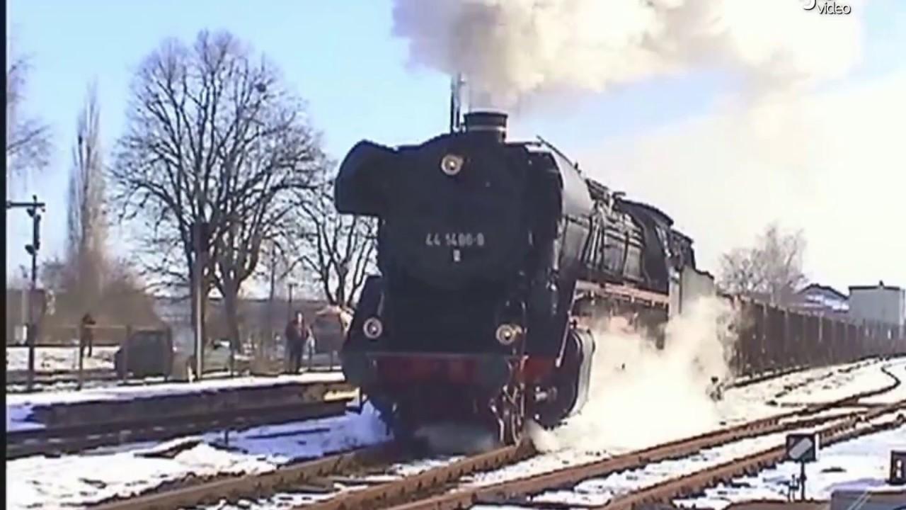 Dampflokomotiven Video