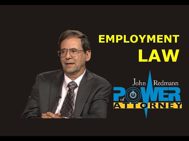 Employment Law: The Basics