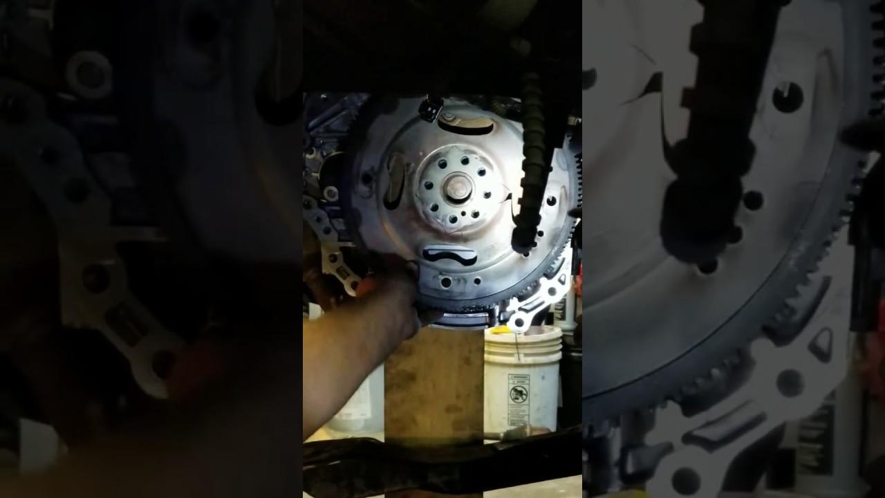 hight resolution of 2012 chrysler t c flex plate cracked