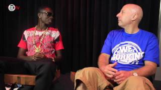 Michael Blackson on his First Jobs, Dope Dealing & More Jokes