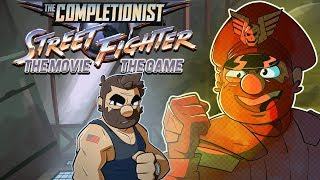 Street Fighter: The Movie: The Game: The Trainwreck | The Completionist