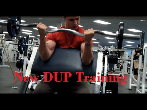 New 4-6 Day DUP Workout Split for Strength and Hypertrophy -