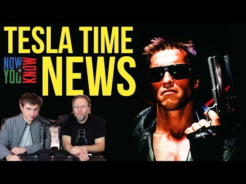 Tesla Time News - I'll Be Back... With Lawyers! and more!