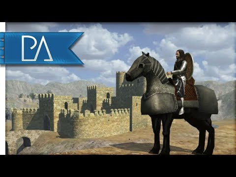 BECOME A HERO IN PERSISTENT MEDIEVAL WORLD - Mount and Blade - Persistent World Mod Gameplay