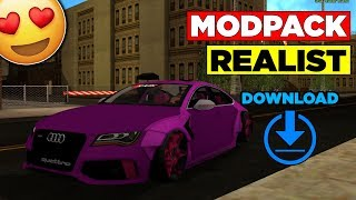 MODPACK-UL MEU REALIST MEDIUM PC!