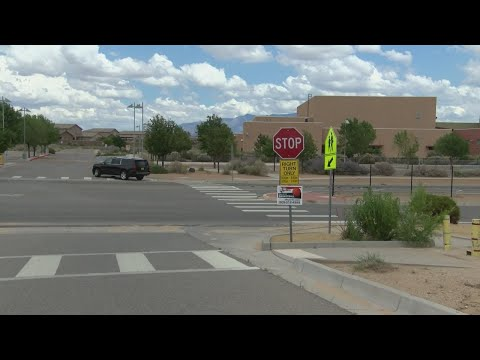 APS gets rid of crosswalk aide at Tony Hillerman Middle School