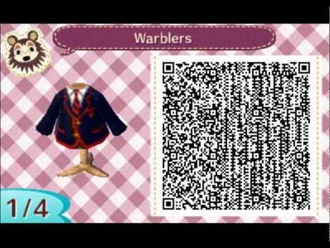 Animal Crossing New Leaf QR-Codes Part 1 T-Shirts