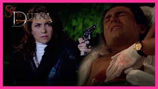 Soy tu dueña: ¡Valentina le dispara a José Miguel! | Escena - C 22