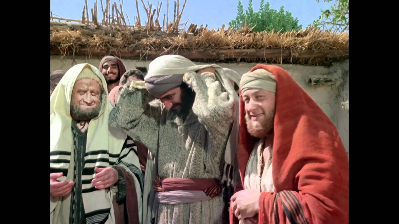 What Are Dts >> Jesus.of.Nazareth.1977.Special.Edition.Part1.BluRay.1080p.DTS.x264.Rosubbed-vHD(1).mp4 - YouTube