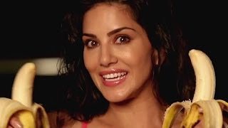 Porn Girl SUNNY LEONE wants BIG BANANAS