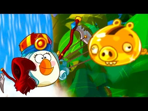 Angry Birds Epic - Прохождение игры, арена, подземелья