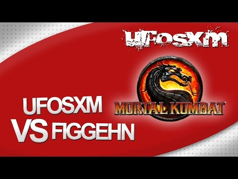 Mortal Kombat - Ufo VS Figgehn