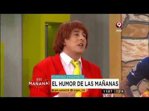 El humor de Rodrigo Vagoneta: chistes de cuernos