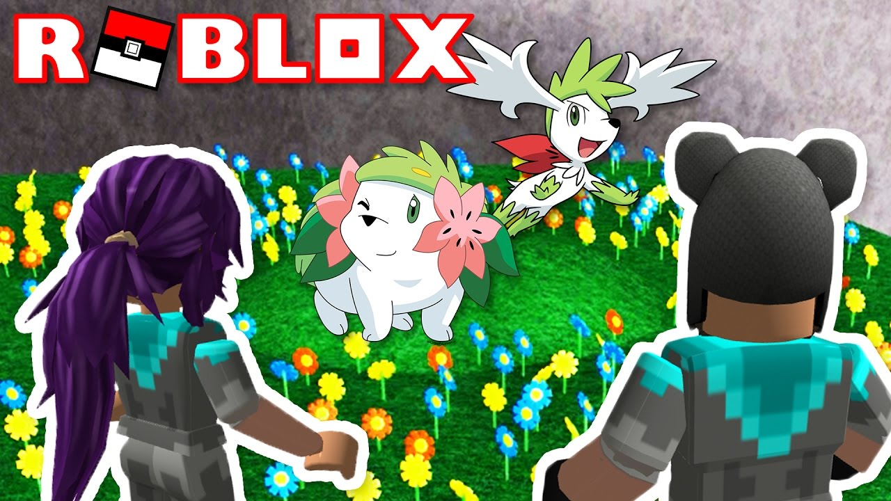 Shaymin Pokemon Brick Bronze 13 Roblox W Thinknoodles