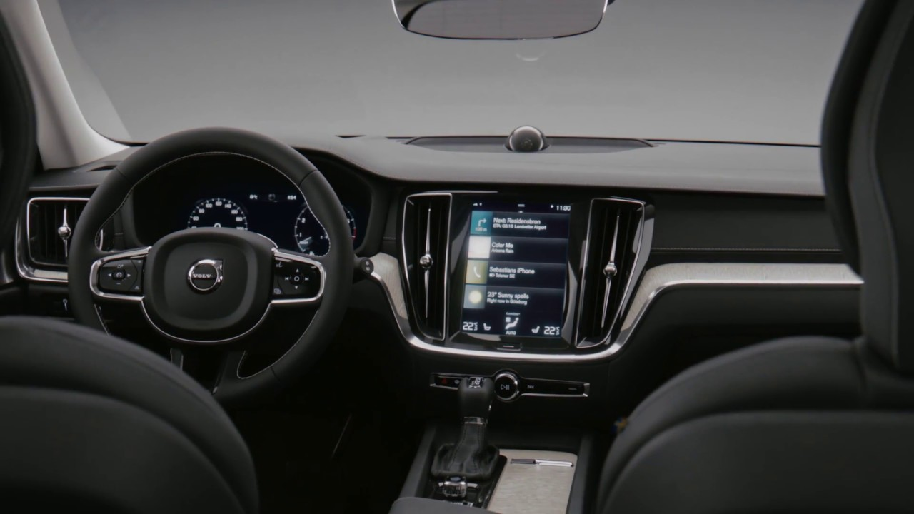 Volvo Interieur 2019 Volvo V60 Interior Design