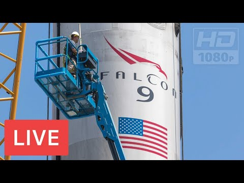WATCH LIVE: SpaceX to Launch Falcon 9 Rocket #GPS III-1 #2018Finale @8:51am EST