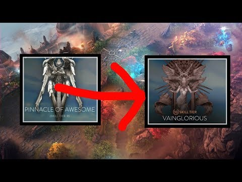 How To Get From Tiers 8/9 To Vainglorious