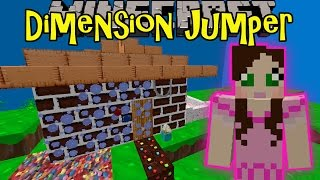 Minecraft: Dimension Jumper (Custom Map) Part 3