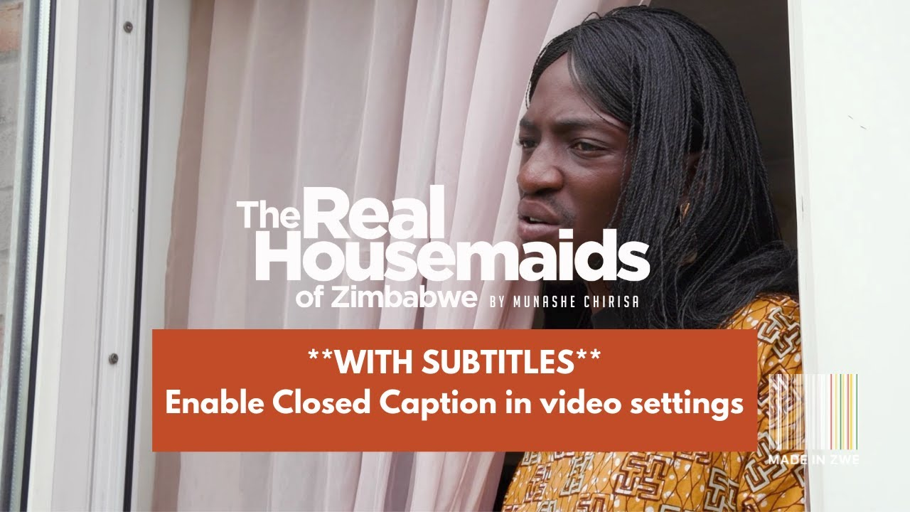 Download Real Housemaids of Zimbabwe, Episode 5: Who Dares Wins [Turn On Subtitles]