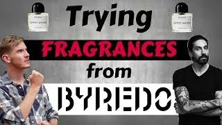 Trying Fragrances from Byredo (First Impressions)  || Tripleinc.
