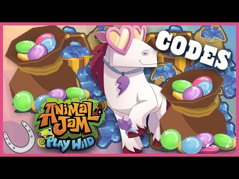 Animal Jam Play Wild Codes 2019