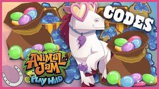 Animal Jam Play Wild Codes 2019