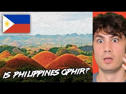 Was Philippines In The Bible? PROOF PHILIPPINES BIBLICAL OPHIR