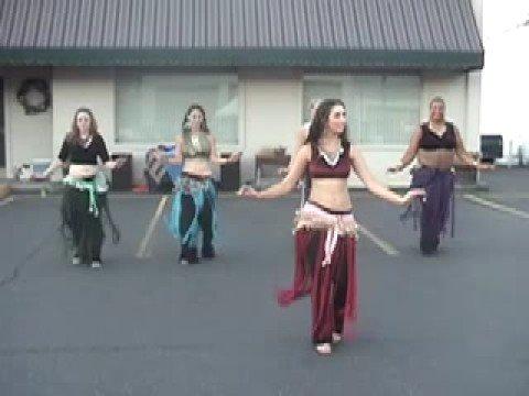 CG Belly Dance