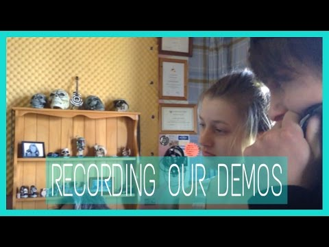 Recording The Lost Hope Demos