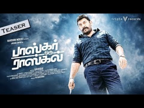 Bhaskar Oru Rascal Official  Teaser Review...