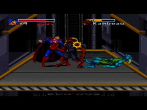 Death and Return of Superman 01 - A Not God Awful Superman Game