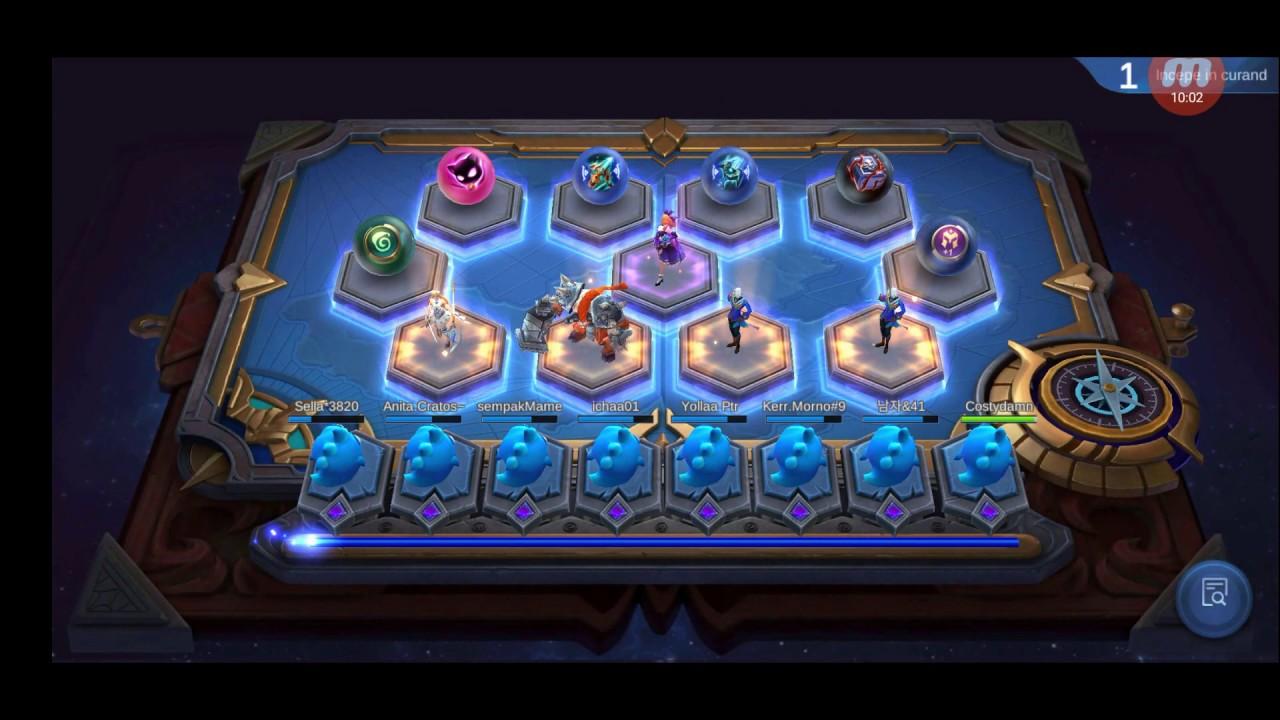 HarryROGames---Mobile Legends !! ---Astazi jucam Magic Chess !! Full HD