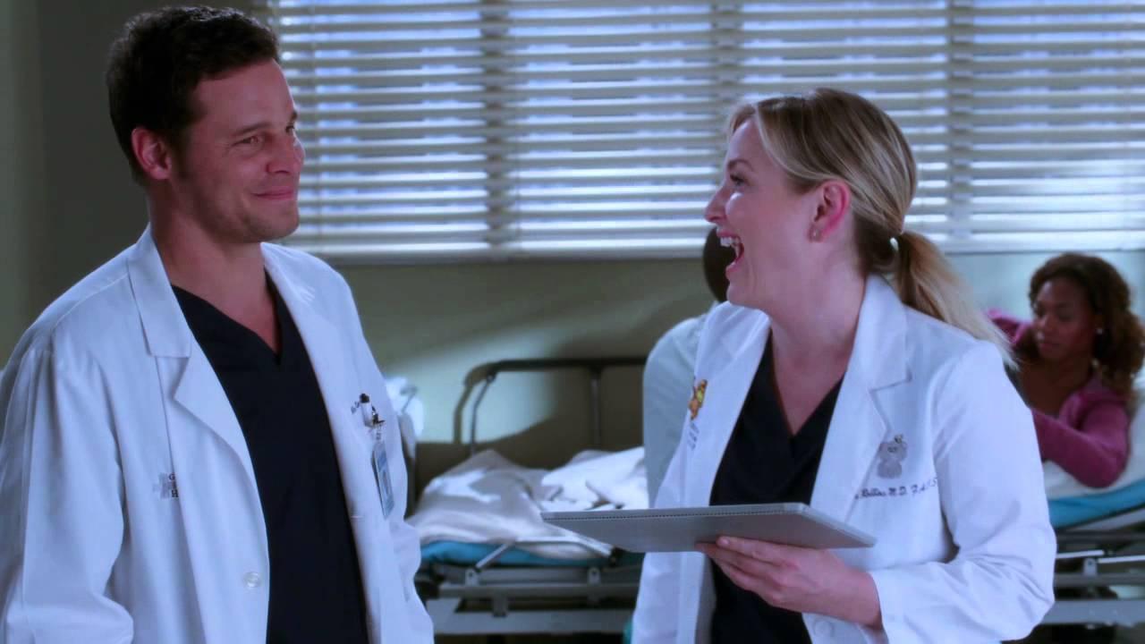 Grey\'s Anatomy - Season 11 - Bloopers/Gag Reel - YouTube
