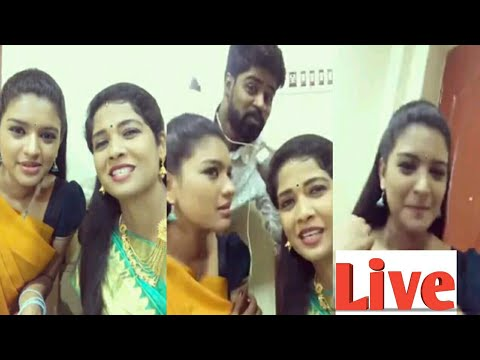 Parvathi Actress Live Video