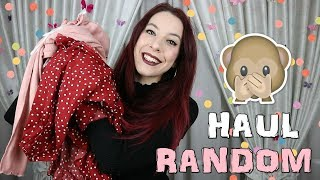 HAUL TRY ON RANDOM 2019 | ALIEXPRESS, TIGER, SHEIN... maquillaje, decoración, ropa