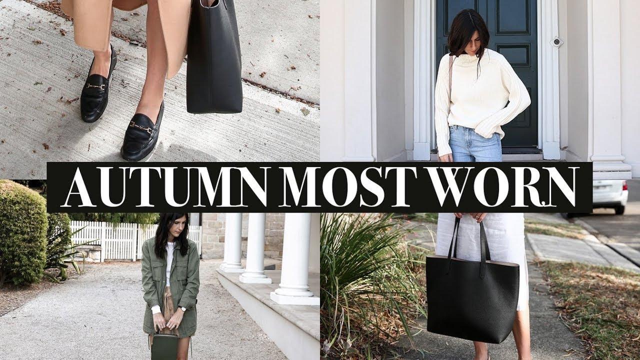 [VIDEO] - Autumn Most Worn Items (2018) | Mademoiselle 1