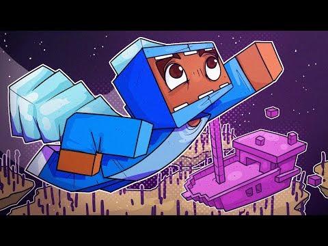 ELYTRA WINGS! - Minecraft