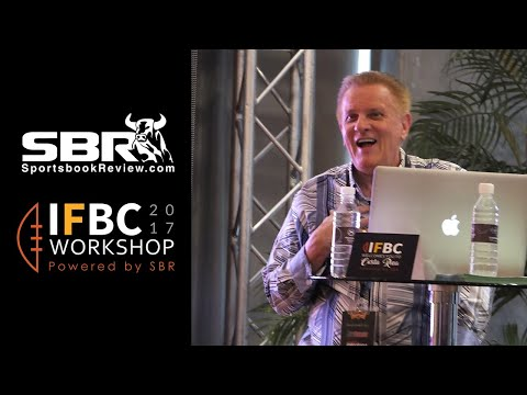 International Football Betting Conference 2017   Marc Lawrence