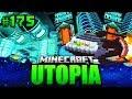 Den NEUEN PLANETEN GEFUNDEN     Minecraft Utopia  175