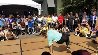IBE 2018 Preselection B-Girl Battle 001