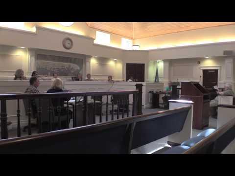 Borough of Stone Harbor July 3 Work Session 1 of 3