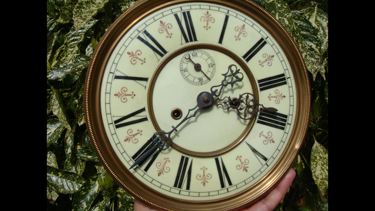 Wall clock movement images home wall decoration ideas antique old vienna wall clock movement just movement see video antique old vienna wall clock movement amipublicfo Choice Image
