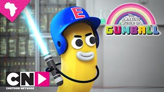 The Amazing World of Gumball | The Lightsabre | Cartoon Network