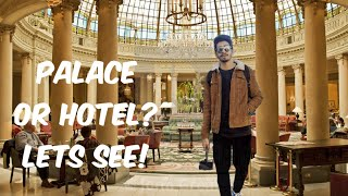 PALACE OR HOTEL TOURIST SPOT OF MADRID MADRID VLOGS WITH ENG SUBTITLES MADRID EUROPE