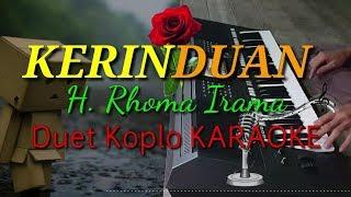 Kerinduan H Rhoma Irama Feat Rita Sugiarto Duet Koplo Karaoke Dangdut Time Cover Yamaha Psr S970