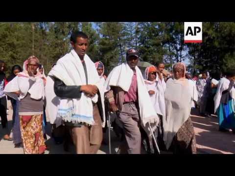 Victims of Ethiopia rubbish landslide buried
