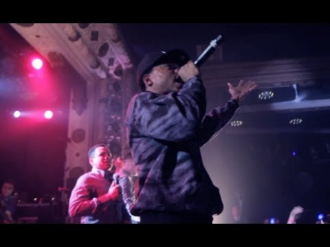 The O'My's - Wonder Years ft. Chance The Rapper (Live at The Metro)
