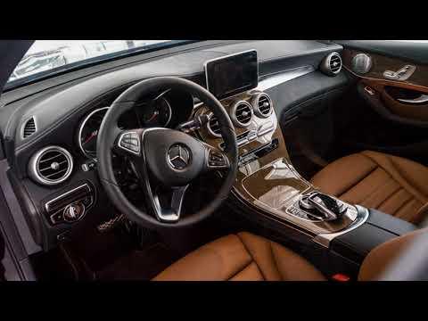 Giá xe Mercedes GLC250 - Những hình ảnh ngoại và nội thất của Mercedes GLC 250