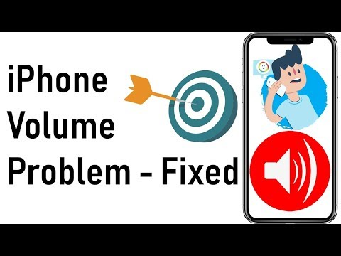 Low iPhone Volume Problem Fixed [2019]