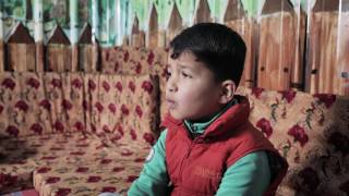 "Hamza's Song: ""Give us Childhood"" 